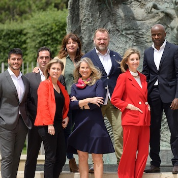Menu equipe - BARNES Agency, luxury real estate in Barcelona